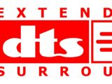 DTS Extended Surround