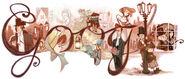 Google Charles Dickens' 200th Birthday