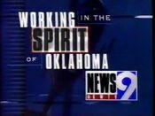 KWTV News 9 Spirit 2000