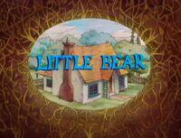Little Bear onscreen