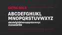 M6 2020 GRTSK Font