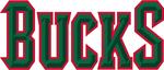 Milwaukee Bucks logo (jersey)
