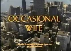 Occasional Wife