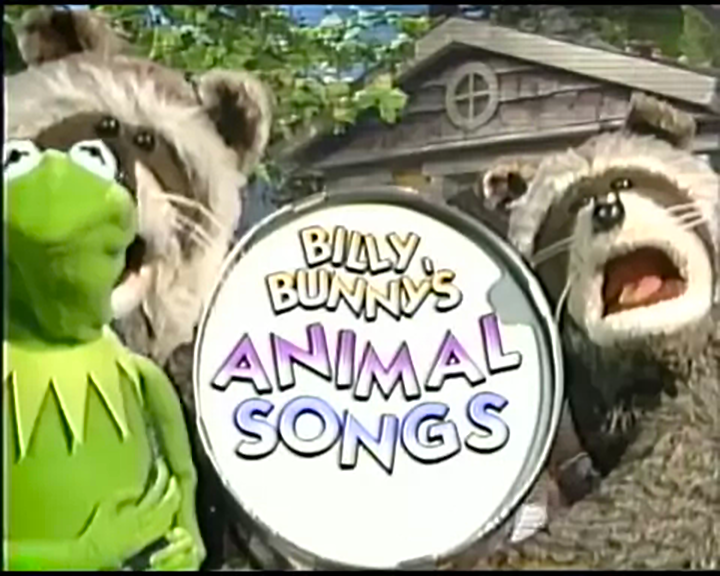 Billy Bunny's Animal Songs
