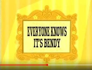 Foster's Home for Imaginary Friends Everyone Knows It's Bendy Title Card.jpg