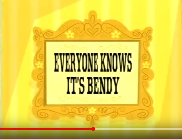 Foster's Home for Imaginary Friends: Everyone Knows It's Bendy
