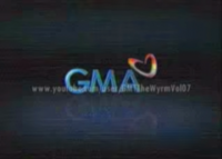 GMA Test Card (After Sign Off, 2014-2015)