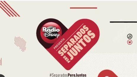 Radio Disney Separados pero Juntos