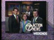 WXYZ Weekend Team 1987