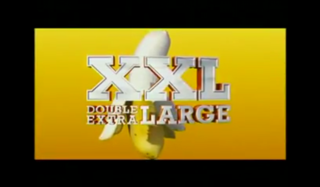 XXL-Double Extra Large