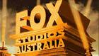 FSA Golden Logo fox studios logo