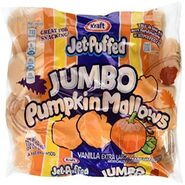 Jet Puffed Pumpkin Mallows