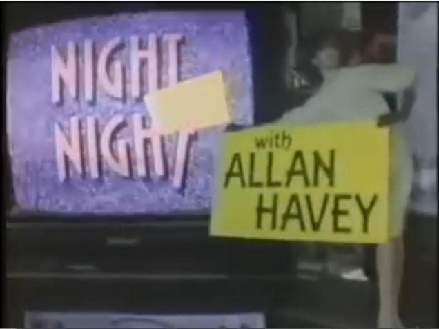 Night After Night with Allan Havey
