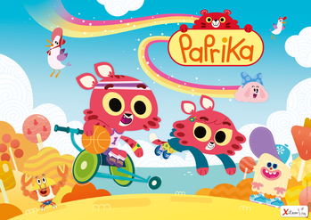 Paprika (TV series)