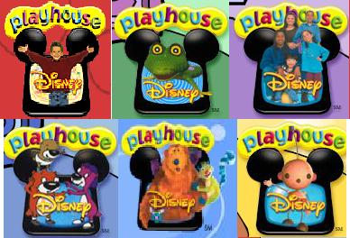 Disney Junior/Logo Variations