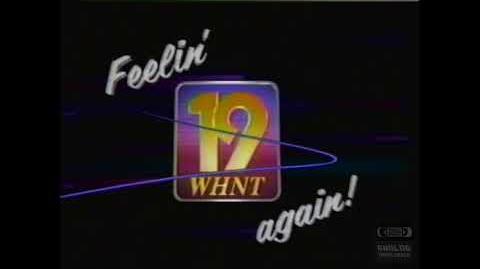 WHNT 19 CBS Ident 1987 Huntsville Alabama