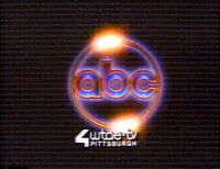 WTAE-TV 4 Now is the Time, Channel 4 is the Place promo 1981