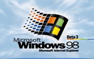 Windows 98 Beta 3 (October 1997)