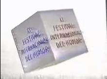 Festival Internacional del Humor 1994 logo.png