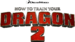 How to Train Your Dragon 2 logo
