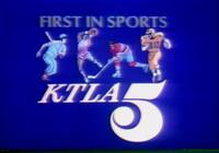 KTLA Sports Slide 1964-1977