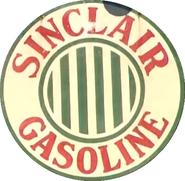 Sinclair gasoline sign