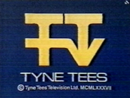Tyne Tees end 1980