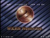 WKRN Channel 2 station ident - Late Fall 1983
