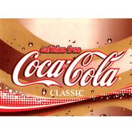 Caffeine free coke vending
