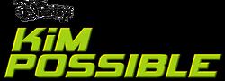 Kim Possible - logo (English)