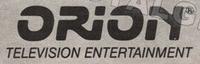 Orion Television Entertainment Logo