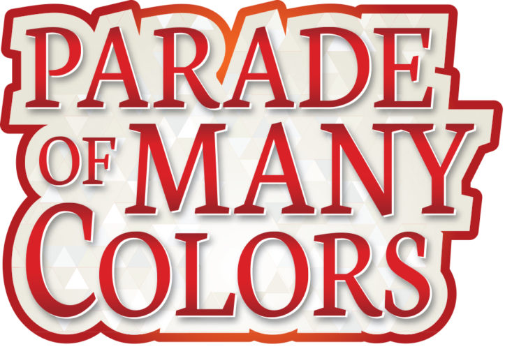 Parade of Many Colors