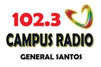 Campus Radio 102.3 General Santos Logo 2002.png