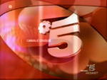 Canale 5 - red 2001
