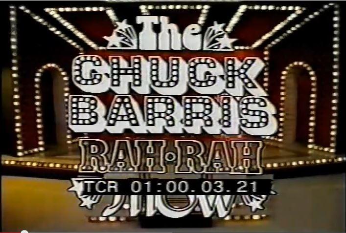 The Chuck Barris Rah-Rah Show
