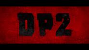 Deadpool 2 logo as seen in trailers