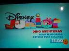 Disney Junior Dino Aventures logo