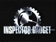 Inspector Gadget teaser logo