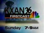 KXAN News 36 Firstcast Sunday Promo 2001