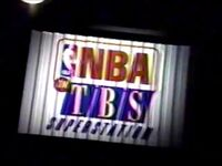 NBA on TBS Superstation