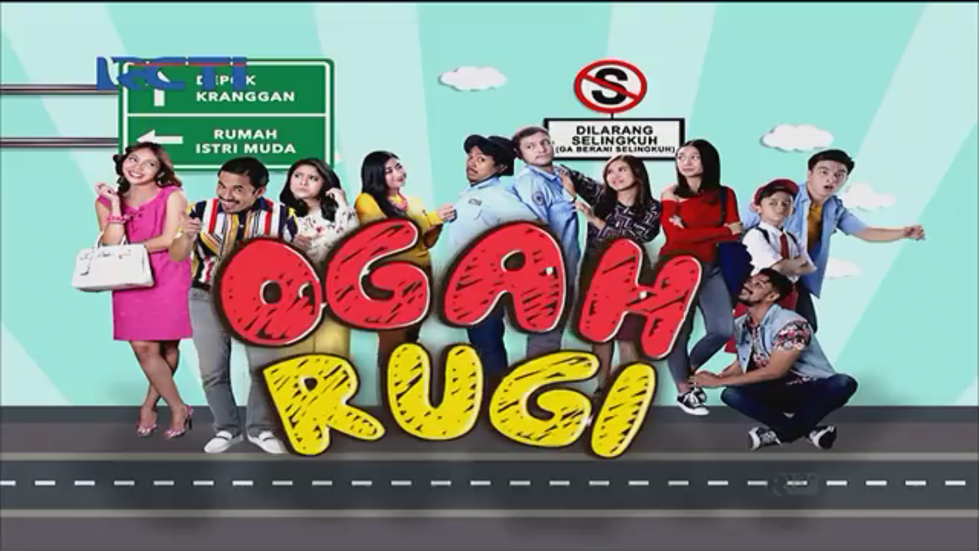 Ogah Rugi
