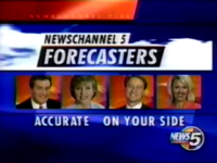 WEWS NewsChannel 5 Forecasters 2003