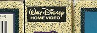 Walt Disney Home Media print
