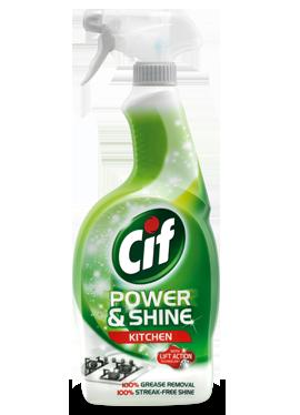 Cif Power & Shine Kitchen