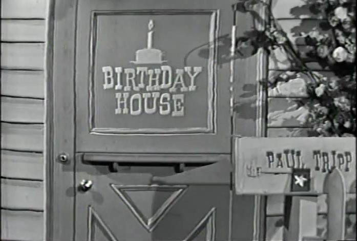Birthday House