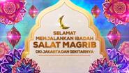 Indosiar Selamat Menunaikan Ibadah Maghrib 2021