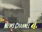 KFOR NewsChannel 4 open 1993