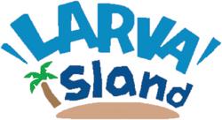 Larva island logo.png