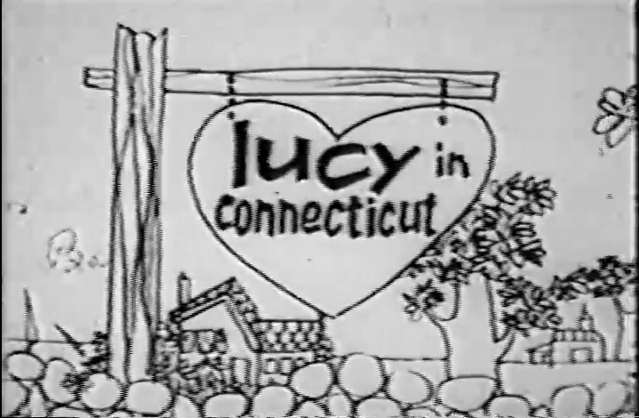 Lucy in Connecticut