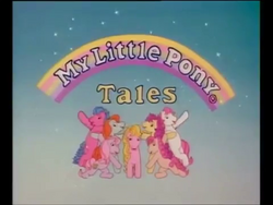 My Little Pony Tales 1992 Title Card.png